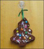 cinnamon tree ornament
