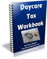 daycare tax workbook