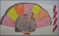 pin the wattle on the turkey