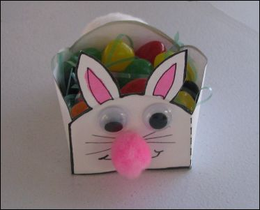 Easter Projects For Preschoolers