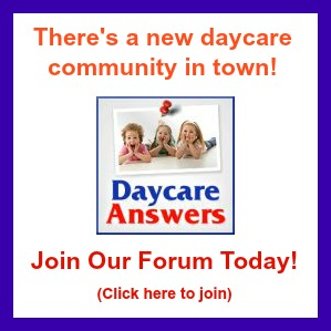 daycare provider forum