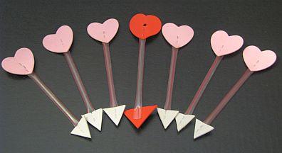 hide cupids arrows