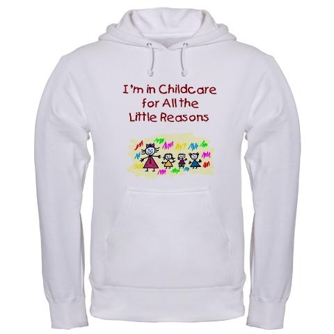 daycare provider sweatshirt