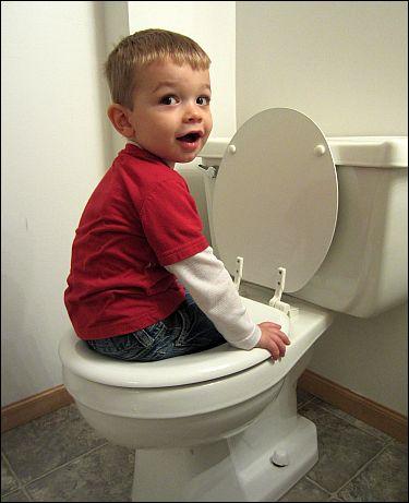 potty training stumbling blocks