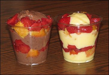 pudding parfait recipe