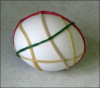 rubberband easter eggs